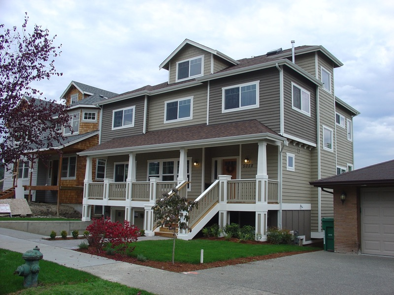 Integrity Finishing Seattle Painting Services | New construction